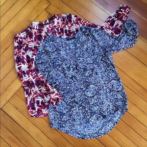 🆕 Two Apt. 9 Long-Sleeve Blouses